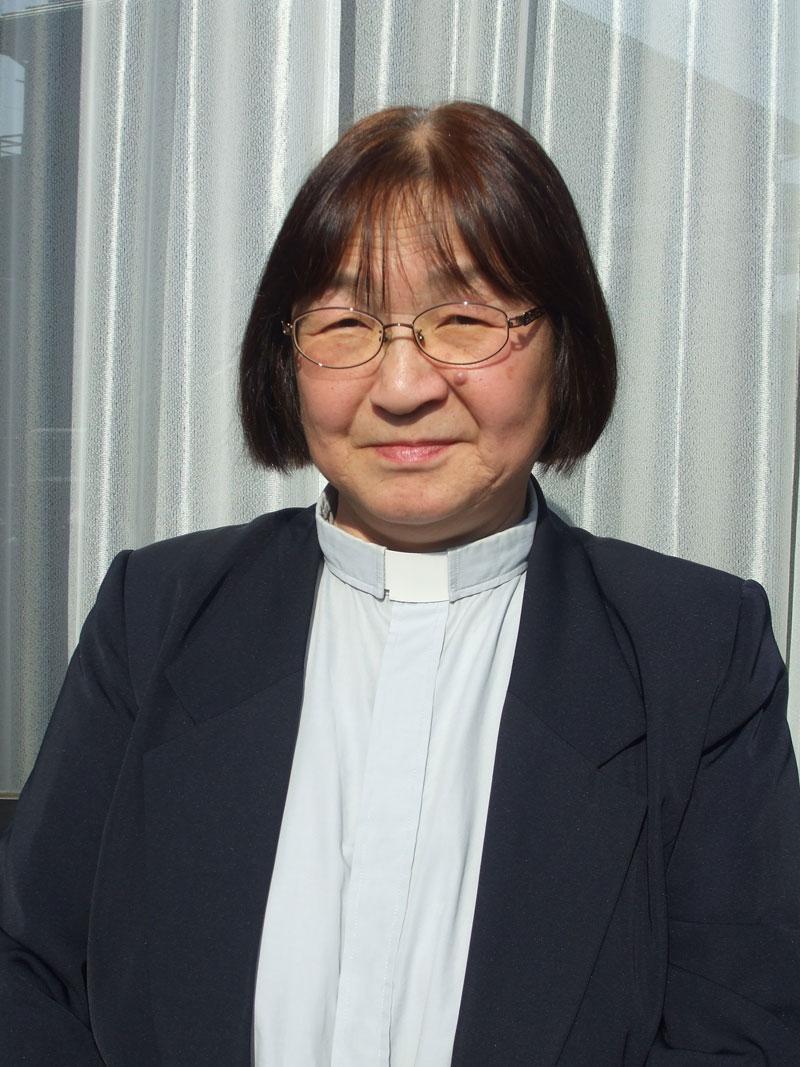 牧師 内藤文子